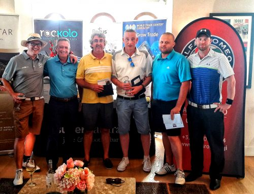 World Trade Center Gibraltar celebrates successful inaugural golf tournament